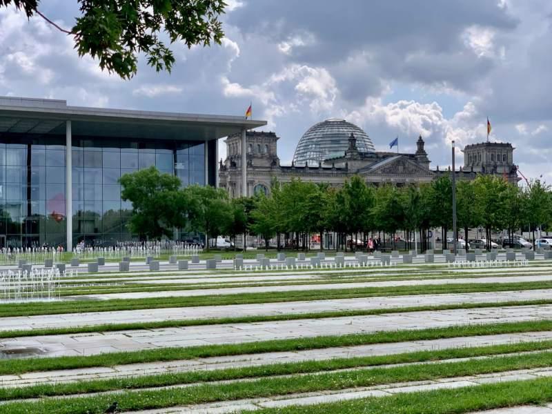 Bundeskanzleramt - Berlinblog.dk