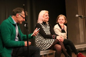 Hemann Bohlen, Mariola Brillowska, Bela. Bild: Tito Loria.