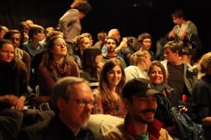 Das guttaussehnde Publikum des 8. BHF. Bild: Tom Ben Guischard.