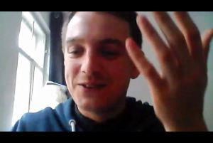 Sebastian Schönfeld aka Owl yeah im Skpe-Interview.