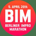 Logo des Berliner Impro Marathons