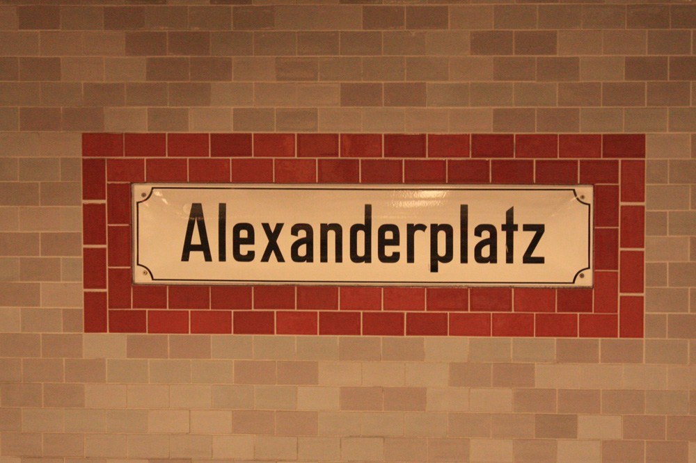 Berlinerblog.dk - Alexanderplatz