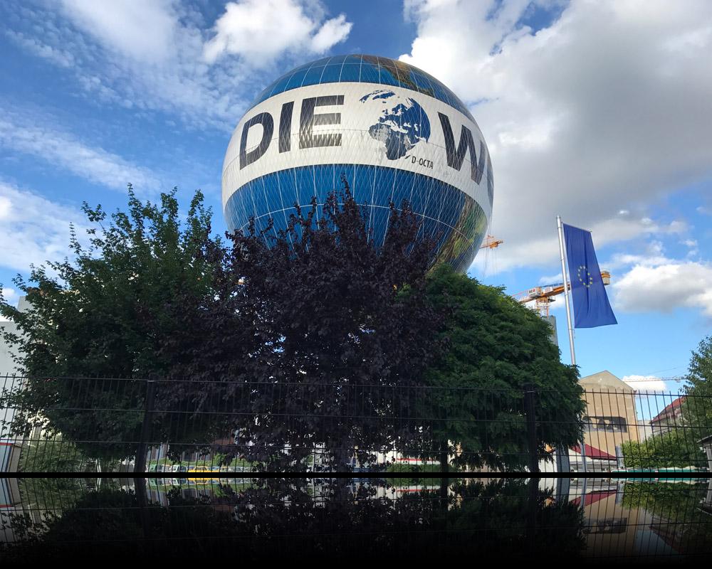 Berlinerblog.dk - Luftballon