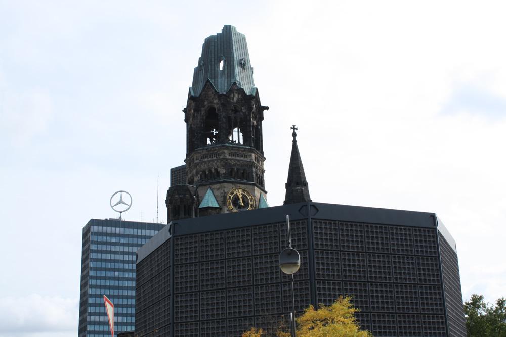 Berlinerblog.dk - Kaiser Wilhelm Gedächtniskirche