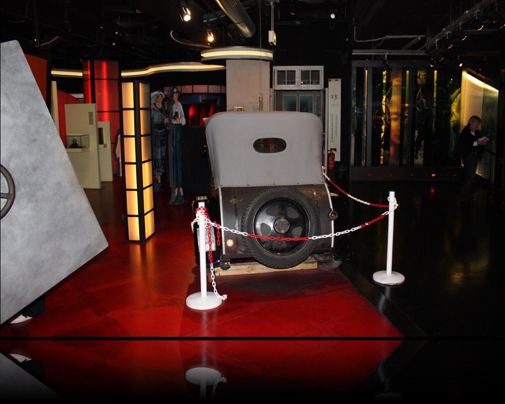 Berlinerblog.dk - Museum på Ku'dam