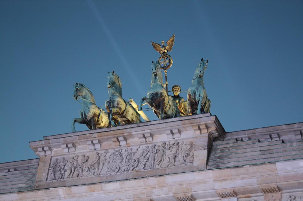 Berlinerblog.dk - Brandenburger Tor mauerfall 2014