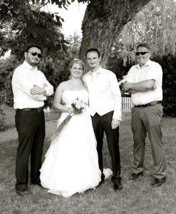 Hochzeit in der Angerscheune