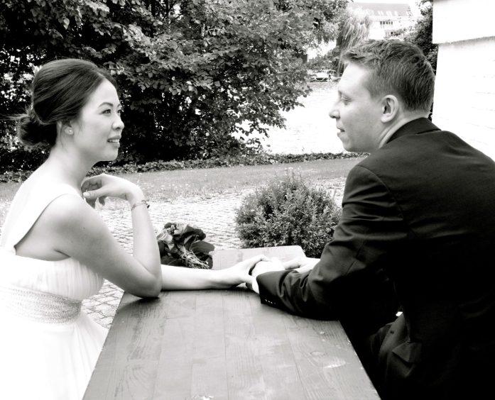 Hochzeit in Köepnick