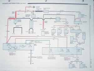 1989 in car wiring schematic(s)  Third Generation FBody Message Boards