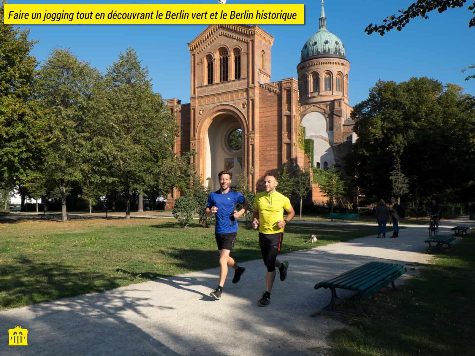 visite guidée jogging berlin