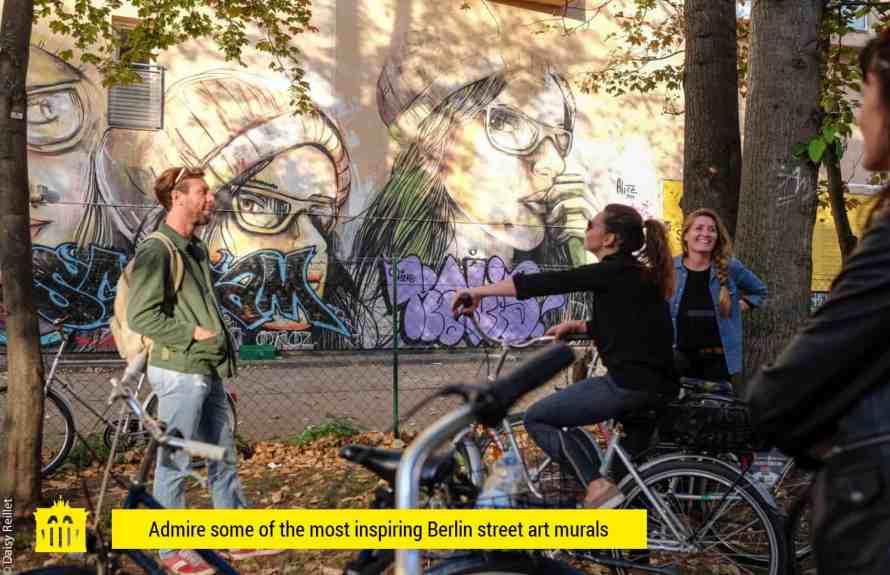 Street art belin tour