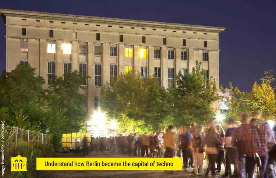 Berlin techno tour