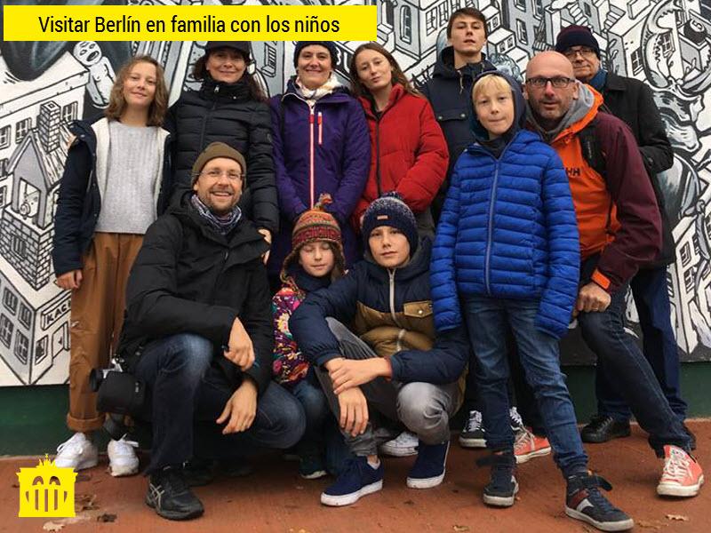 Berlin en familia