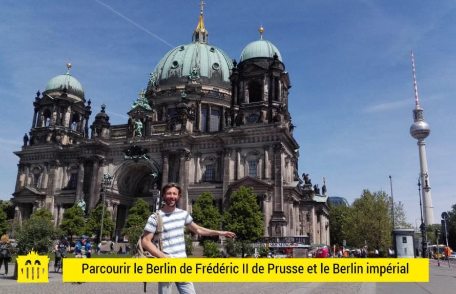 visite guidée de berlin en francais