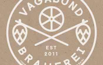 Vagabund – 9,5cm Sticker (Print)