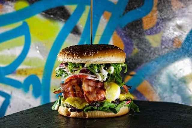 BBI Burger