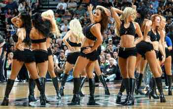 cheerleader nba
