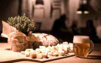Kitchen Guerilla Abendbrot Cheese