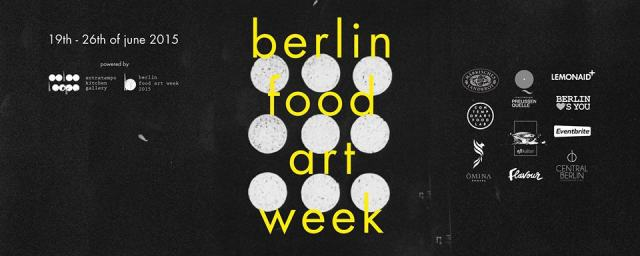 berlin food art week