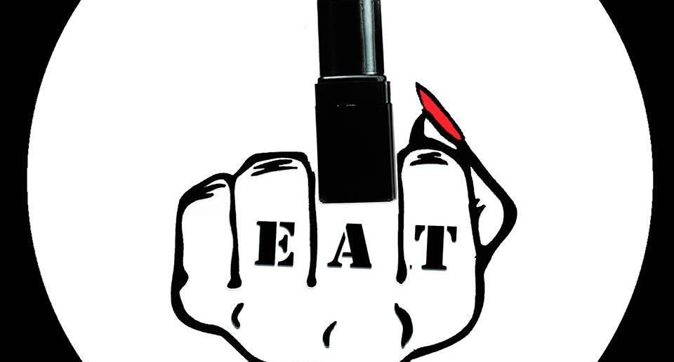 EAT LIPSTICK