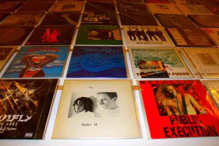 BERLIN LOVES YOU Blog Berlin Records Record Shop Metallica