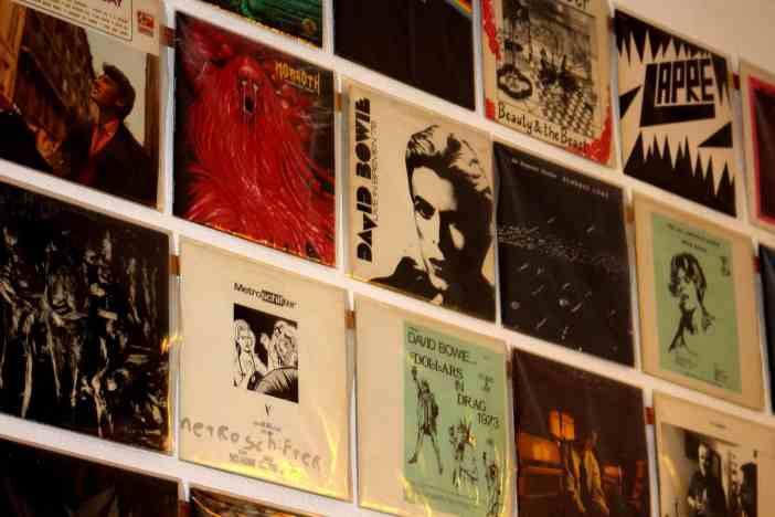 BERLIN LOVES YOU Blog Berlin Records Record Shop David Bowie