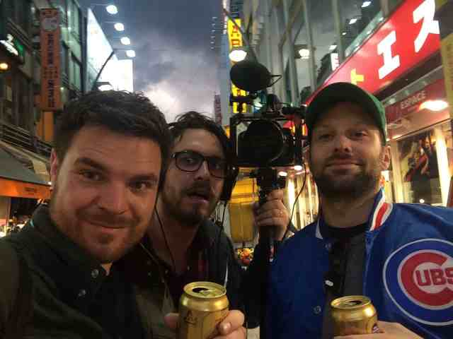 BERLIN LOVES YOU Team Tired & Happy in Ueno