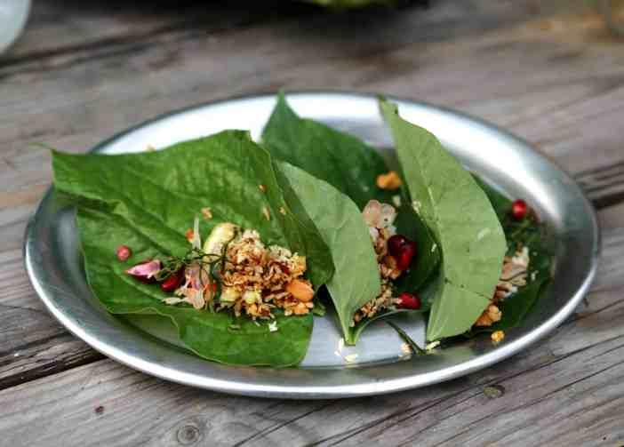 Berlin Loves You Khwan Isaan Thai BBQ miang kham