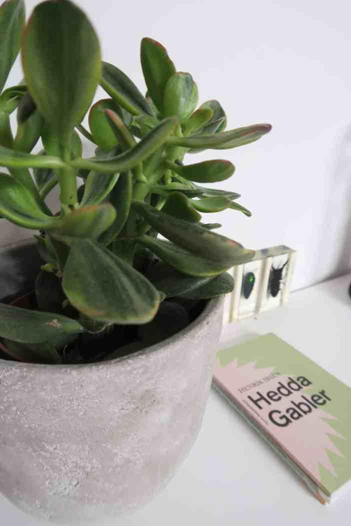 Granit Berlin Loves You Granite vase