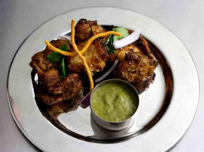 Moksa India food berlin tandoori chicken