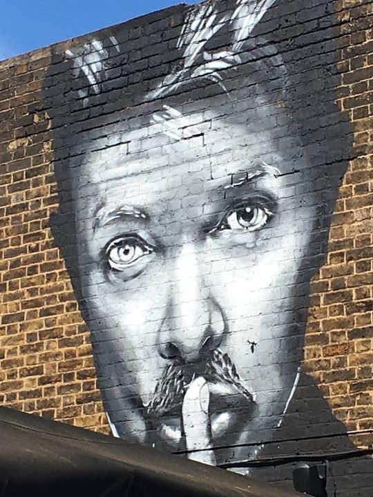 Art Calendar Berlin : Bowie tribute berlin