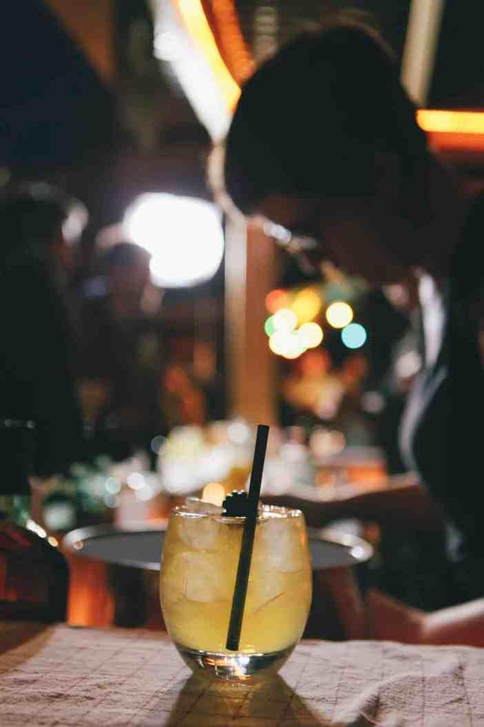 Bite Club X-Mas Party, Cocktail