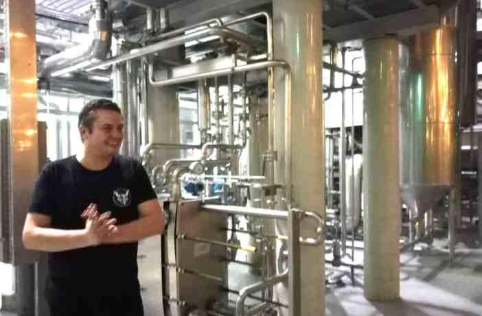 Stone Brewing Berlin Tour