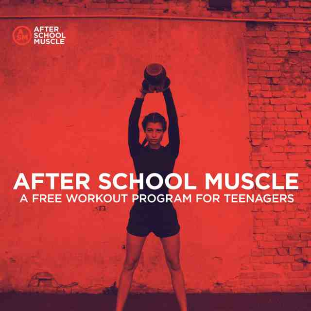 After School Muscle Hustle