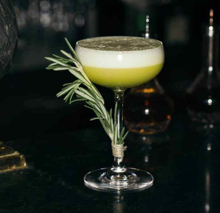 OEL Olive Oil Berlin Cocktail