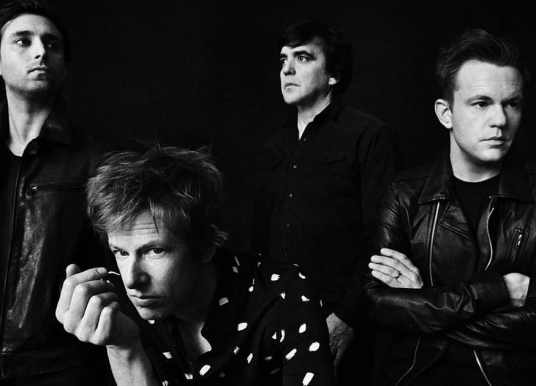 Spoon's Britt Daniel On Being A Musician In The Modern Age