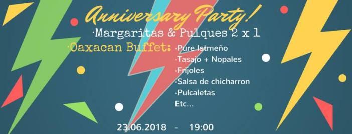 Tentacion Birthday Party Flyer 2