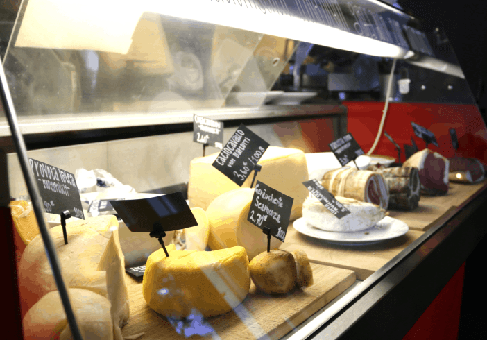 Capperi Berlin Meat and Cheese