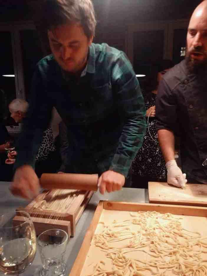 True Italian Berlin Homemade Pasta Week Pasta Making in Gina's Bistrot 3