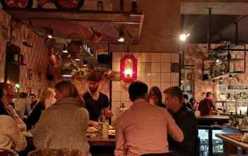 Night Kitchen Bar Inside