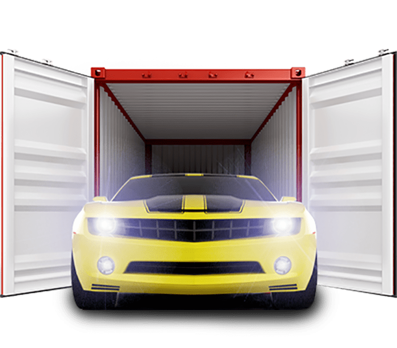 Vehicle Shipping Containers
