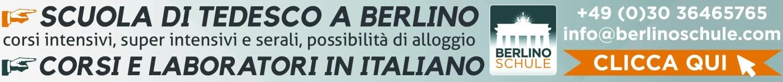 Banner Scuola Schule