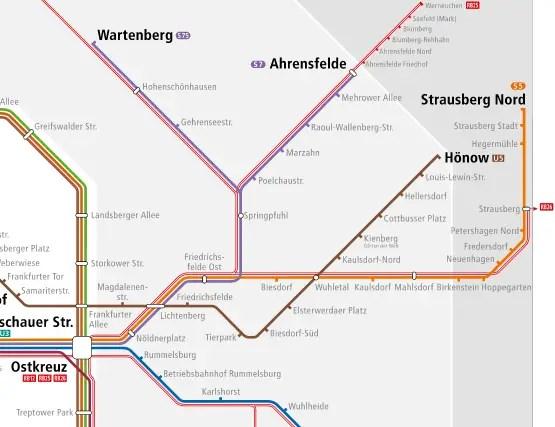 S-bahn lavori screenshot https://sbahn.berlin/en/route-map/
