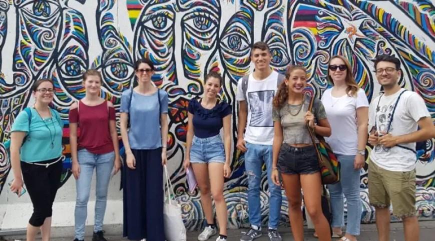 I nostri studenti della Summer school (estate 2019)