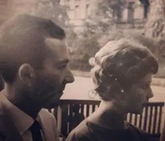 I genitori di Marina Carelli