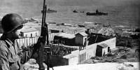Sbarco in Sicilia - Gela 1943