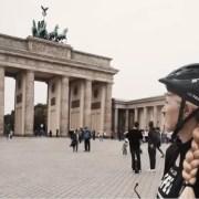 Ciclista Berlino