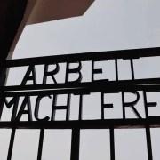 © Maria Assunta Vitale - Ingresso nel campo di concentramento di Sachsenhausen