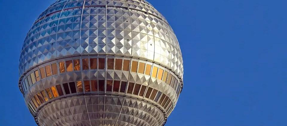 Alexnaderplatz Berlino cc0 pixabay