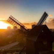 Mulino, Windmill in Berlin. Still working!, https://www.instagram.com/p/BoKdZ6TFp0y/ h_3_n_r_y Instagram